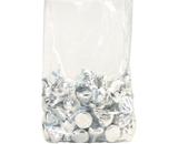 12- x 8- x 20- - 3 Mil Gusseted Poly Bags - PB1671