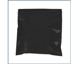 6- x 9- - 2 Mil Black Reclosable Poly Bags - PB3615BK