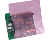 3- x 7- - 4 Mil Anti-Static Flat Poly Bags - PBAS1027