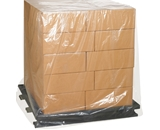 48- x 48- x 72-  - 3 Mil Clear Pallet Covers - PC137