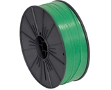 5/32- x 7000- Green Plastic Twist Tie Spool - PLTS532G