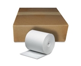 PMC BSN31824 Single Ply Adding Machine Roll - White