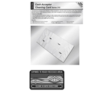 Cash Acceptor Waffletechnology Cleaning Card 15/per bx