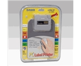 Casio KL-P1000 EZ-PC LABEL PRINTER/MOUSE PAD