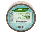 Caremail Self-Adhesive Paper Packaging Tape, 6.1 mil, 1.88-Inch x 40 Yards, Kraft (1119059)