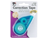 Charles Leonard Correction Tape - Blue - 1/Card, 72394