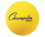 CHSRD4 Champion Sports Foam Ball 4in