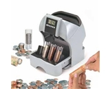 Cyber Sorter Digital Motorized Coin Sorter