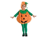 Deluxe Costume, Pumpkid, Toddler (US Size: 2-4) by Rubie-s Costume Co