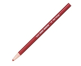 Dixon Phano Peel-Off China Marker Pencils, Red, 12-Count (00079)