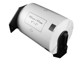 Brother DK1240 Compatible 4- x 2- White Labels