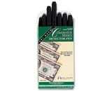 Dri-Mark 351R1 - Smart Money Counterfeit Bill Detector Pen for Use w/U.S. Currency, Dozen