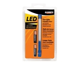 Duracell Garrity LED Stainless Steel Pen Light w/batteries