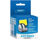 DYMO LabelWriter Filing Label, File-Folder, White, 9/16- x 3-7/16-, 260 per pack