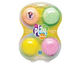 Educational Insights PlayFoam Sparkle 4 Pack, MultiColor (1910)