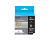 Epson LabelWorks Clear LC Tape Cartridge ~1/2-Inch Gold on Clear (LC-4TKN9)