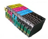 Printer Essentials for Epson Stylus CX4400/CX4450/CX7400/NX100/NX105/NX110/NX115/NX215/NX300/NX400/NX415/NX515-- Cyan - RM088220 Inkjet Cartridge
