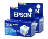 Epson Stylus S020089 Inkjet Cartridge (Color)