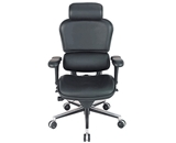 ERGOHUMAN HI BACK-LEATHER LE9ERG CHAIR