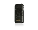 Executive Ed Hardy Faceplate for iPhone 4 - Tiger - Black