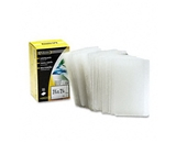 Fellowes Business Card Laminating Pouch, 10mm, 2-1/4 x 3-3/4, 100/pack - Sold as 2 Packs