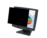 Fellowes Flat Panel Privacy Screen Filter For 17inch LCD Anti-reflective Surface Anti-glare