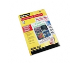Fellowes Laminating Pouches, 3mm, 12 x18, 25/pack - Sold as 2 Packs