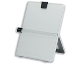 Fellowes Letter Sized Non-Magnetic Copyholder, Platinum (21103)