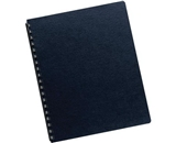 Fellowes Linen Presentation Covers, Letter, Navy, 200 pack (52098)