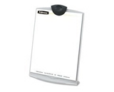 Fellowes Mfg. Co. Products - Copystand, Holds 75 Sh, 9-x6-3/8-x12-1/4-, Platinum/Graphite - Sold as 1