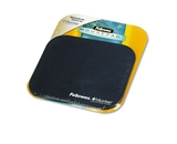 Fellowes FEL5933801 Mouse Pad - 0.18- x 9- x 8- - Navy Blue