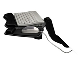 Fellowes Sit/Stand Adjustable Keyboard Managers (93871)