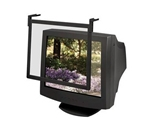 Fellowes Standard Glare Filter Anti-glare Screen - 16- to 17- CRT, 17- LCD
