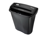 Fellowes P-5+ Paper Shredder with Basket