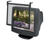 Fellowes Standard Filter Trad Tint - 19/21- Black Frame