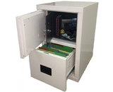 Fireking 2r1822-cawsf Turtle Two Drawer Safe in a File Plus Gift Card! Only From Ace!