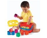 Fisher-Price Brilliant Basics Baby-s First Blocks