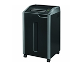 Fellowes Powershred 425I Continuous-Duty Strip-Cut Shredder, 38 Sheet Capacity