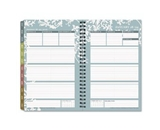 FranklinCovey Perspective Wirebound Weekly Planner, 5-1/2 x 8-1/2 Inches (36249-12)