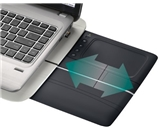Logitech Touch Lapdesk N600 with Retractable Multi-Touch Touchpad-939-000356 PC, Personal Computer