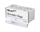 GBC Swingline Shredder Bags
