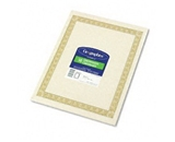 Geographics 21015 Diplomat Printable Certificates, 8.5- x 11- (50-Pack)