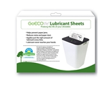 GoECOlife GLS-24 Shredder Lubrication Sheets