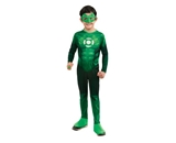 Green Lantern Child-s Hal Jordan Costume - One Color - Large