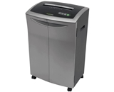 GoECOlife GXC120Ti 12-Sheet Cross-Cut Green Commercial Shredder