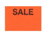 Garvey Preprinted GXT2516 Red/Black Sale Labels for a 25-4 and 25-5 Labeler