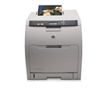 Hewlett-Packard LJ3600N HEWLETT Q5987A Certified Remanufactured Color Laser Printer with Network