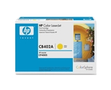 Hewlett Packard Hp Yellow Toner Ctg For Laserjet Cp4 (hewcb402a)