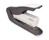 High Capacity Stapler, 60 Sheet Cap., 2-3/5- Throat, Black/Gray