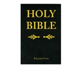 HOLY BIBLE - King James Version [May 07, 2012]